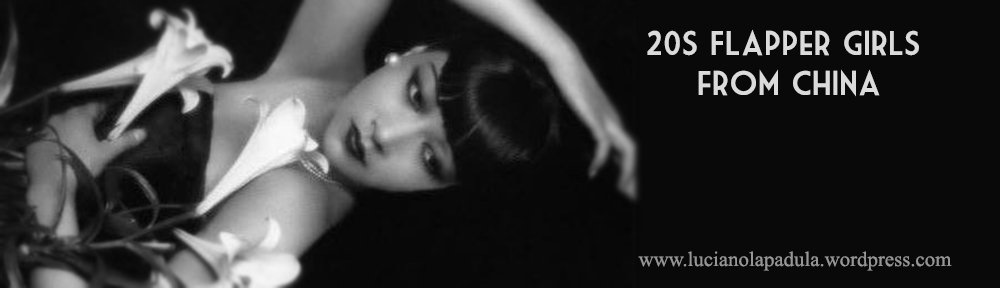 luciano lapadula moda china actress anna may wong blogger chinese 20s 1920s blog fashion magazine culture creepy macabre grotesque