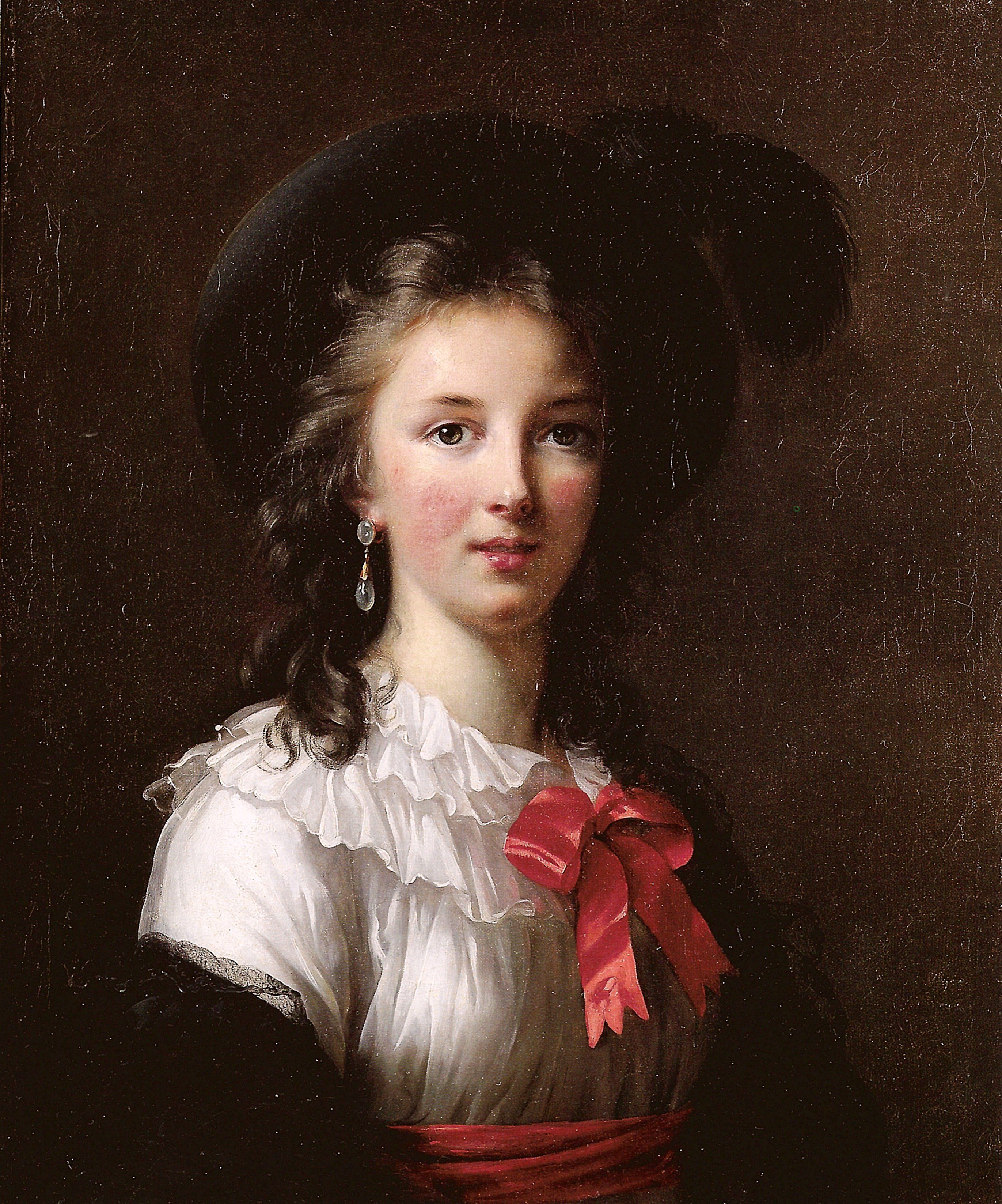 Élisabeth Louise Vigée Le Brun seflportrait