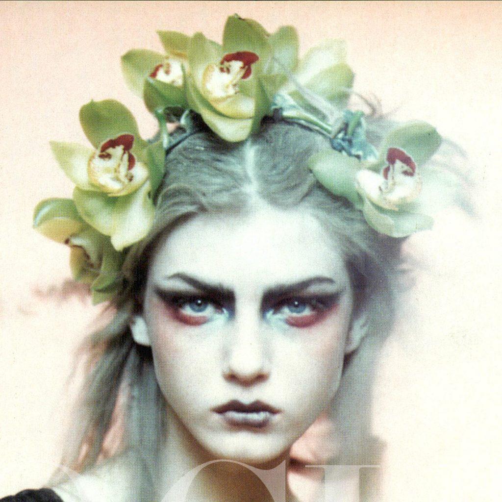 90s Make-Up history fashion makeup blog the lux on luciano lapadula