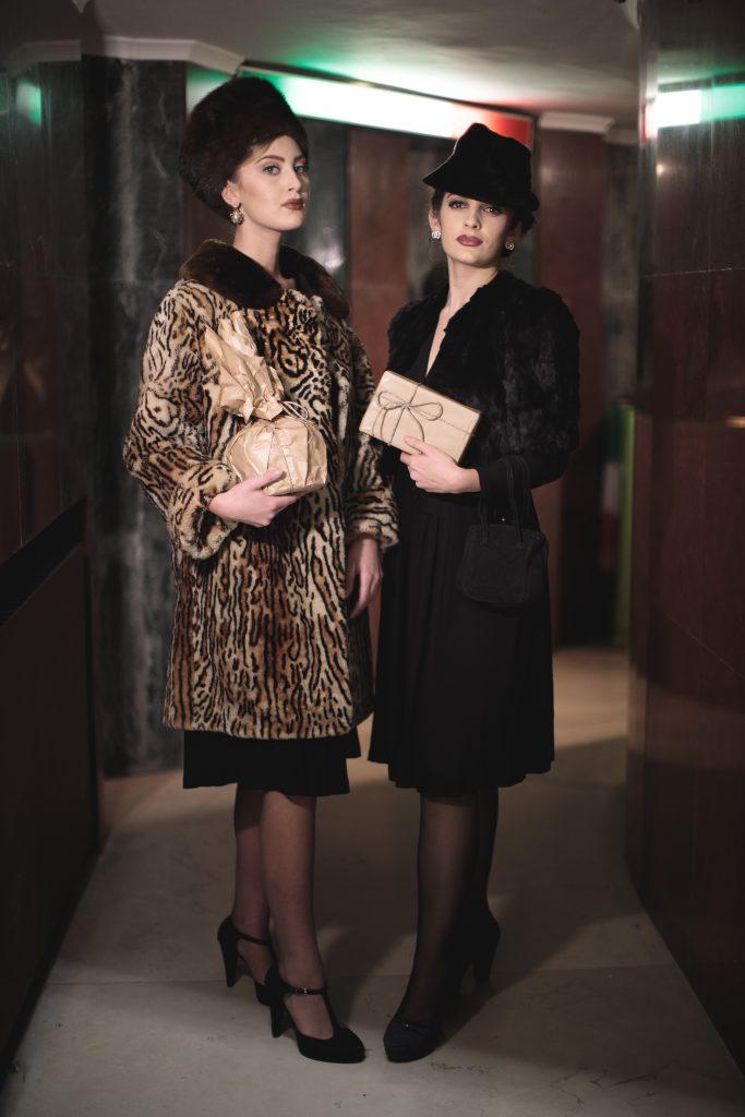 moda sotto le bombe teatro elsa de giorgi doris duranti 40s cinema