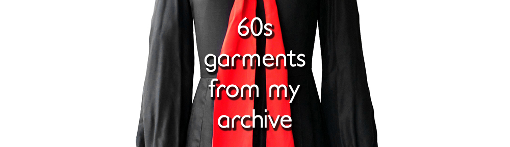 60s vintage clothing fashion museum lerario lapadula archives history