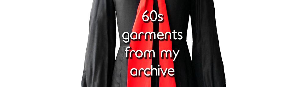 60s vintage clothing fashion museum lerario lapadula archives history