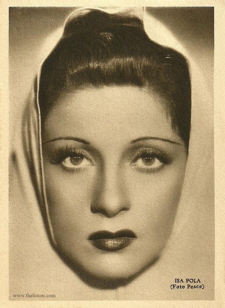 isa pola divas of fascist cinema 30s 40s photography vintage fashion movie star creepy weird