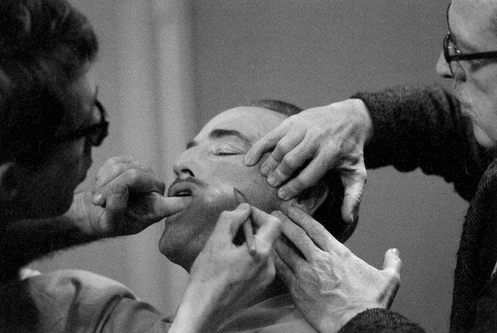 The Godfather movie marlon brando
