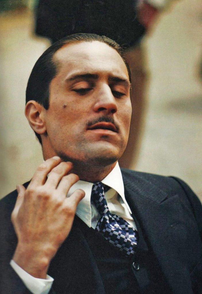 The Godfather movie robert de niro