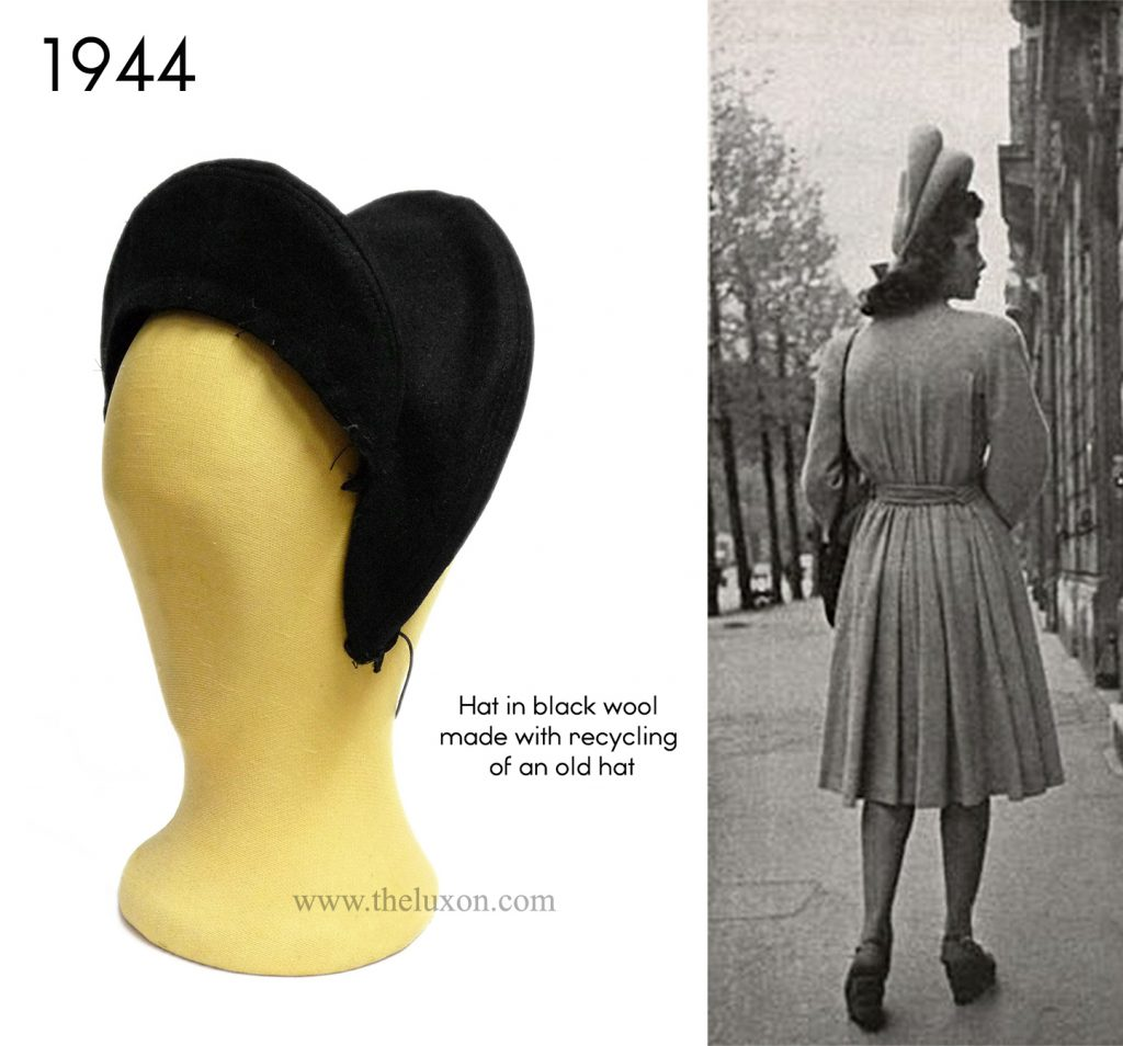 Millinery Fashion in Fascim